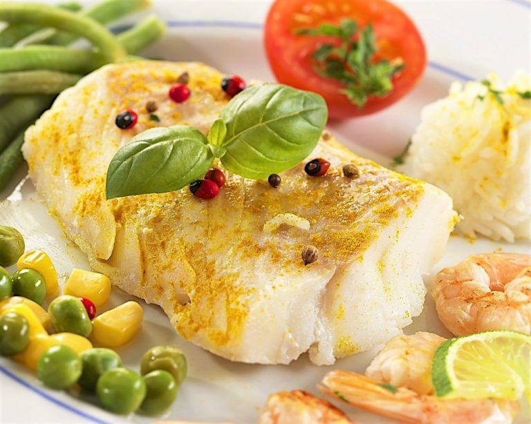 Нежирная рыба для диеты рецепты