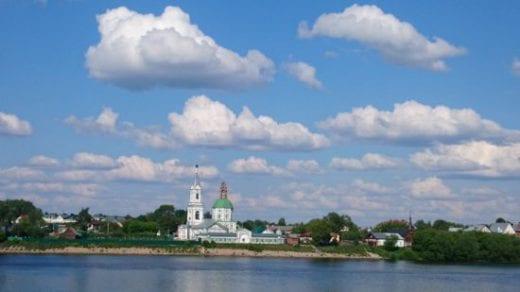 церковь в Твери