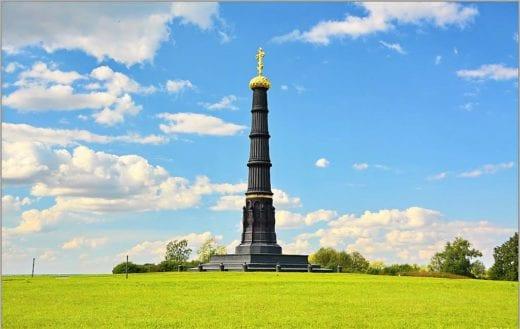 обелиск на куликовом поле