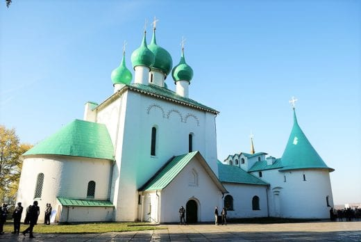 церковь во имя преподобного Сергия Радонежского