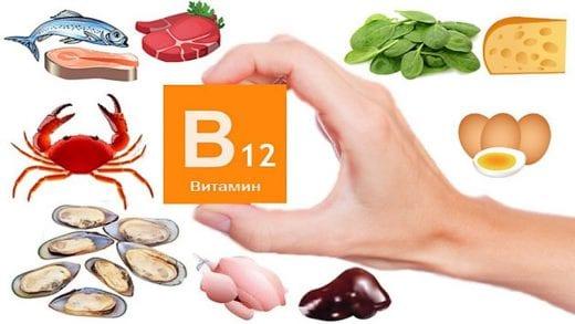 B12 витамин