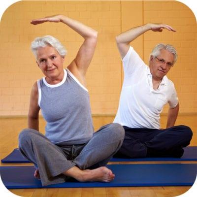гимнастика пожилых