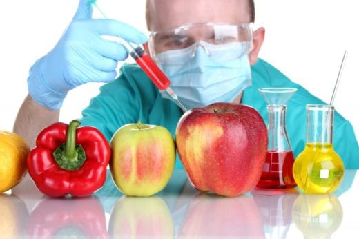 нитраты в яблоках