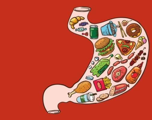 питание при жкт
