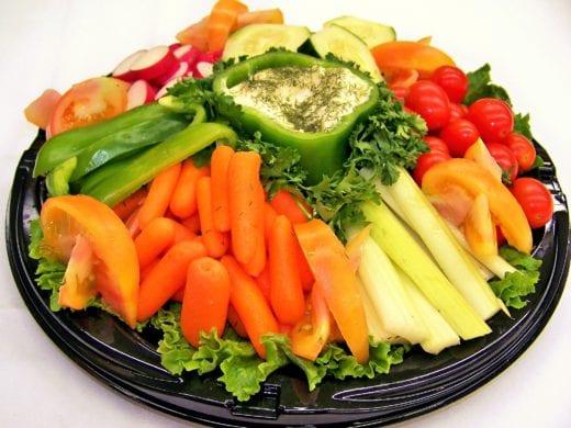 овощи для кишечника