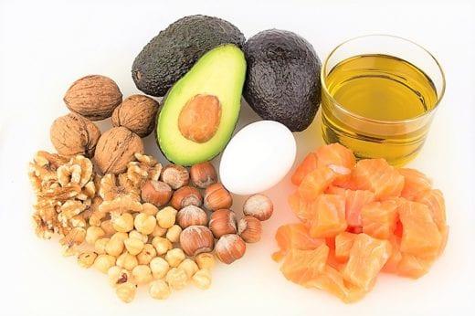 жиры в продуктах