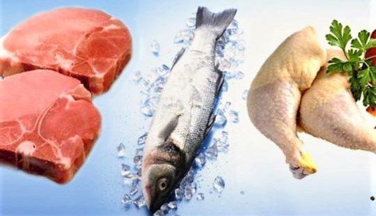 Что лучше и полезнее для человека рыба или мясо?