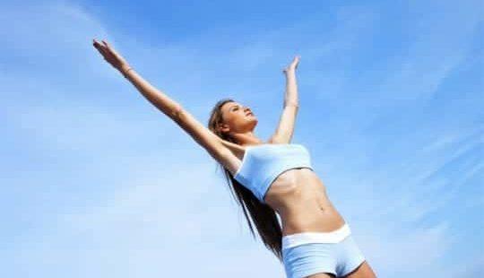 Дыхательная гимнастика для похудения живота— Бодифлекс