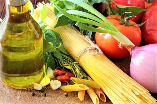 диета и масло