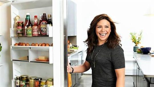 масло в холодильнике