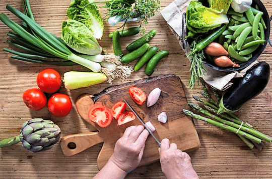 сыроедение вегетарианство