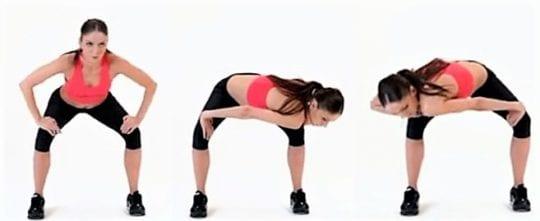 упражнения на растяжку суставов