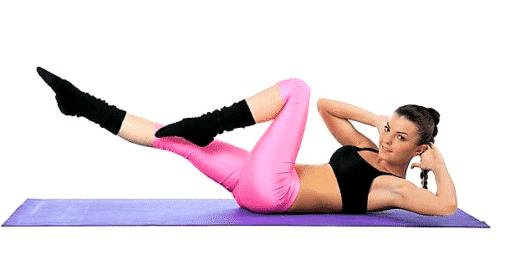 Топ-5 самых эффективных упражнений для похудения живота и боков