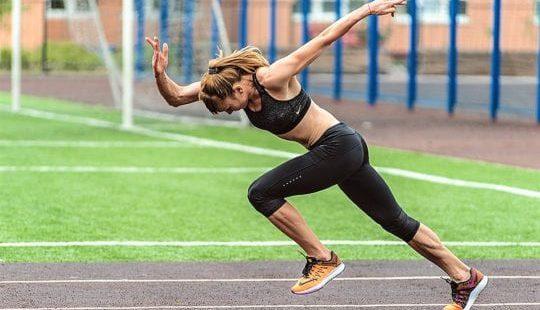 Интервальный бег для похудения— программа тренировок