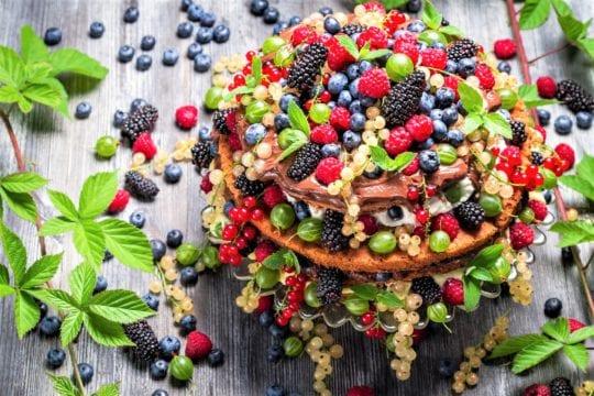 ягоды для глаз