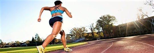 Бег для похудения, таблица сколько нужно бегать и ответ с чего начинать