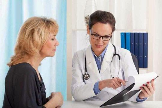консультироваться с лечащим врачом