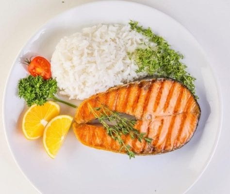 Белковая диета для похудения меню на неделю: список продуктов