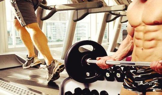 силовая тренировка и кардио