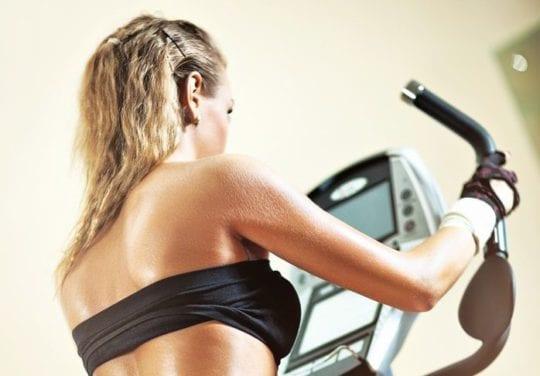 упражнения на велотрена