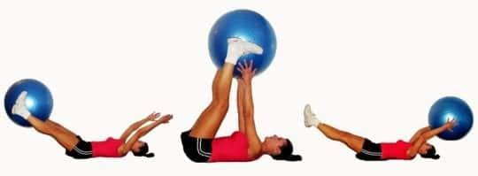 Упражнения для похудения ляшек в зале
