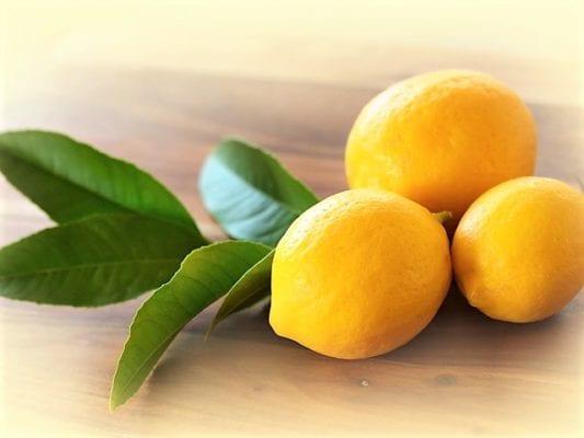 3 лимона