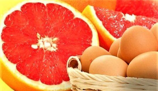Диета грейпфрут и яйца: на любой вкус – для мазохистов и спокойные, разгрузочные варианты