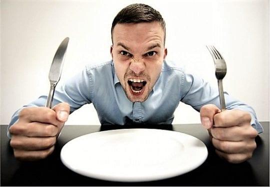 голодный стресс