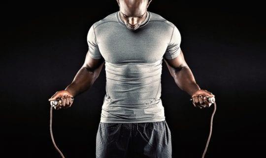 упражнения со скакалкой для похудения мужчины