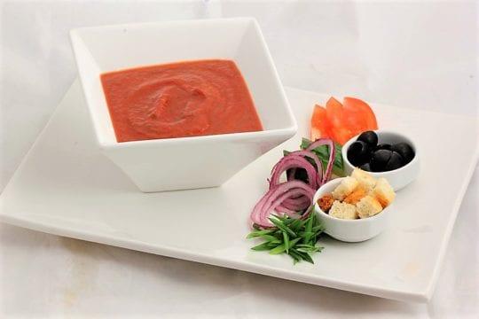 Гаспачо из овощей