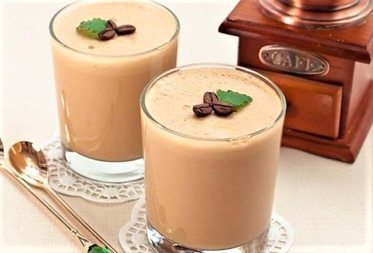 Кофейный десерт