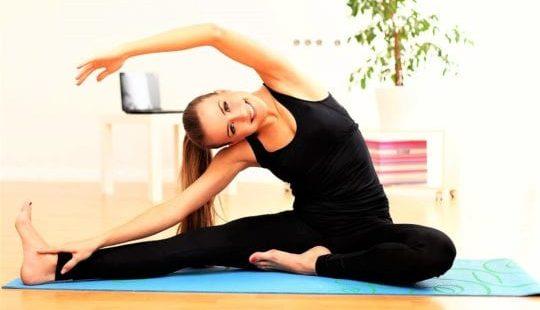 Утренняя зарядка для похудения в домашних условиях-
