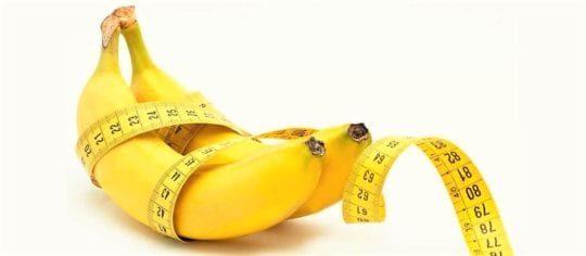 5 вариантов банановых диет для похудения