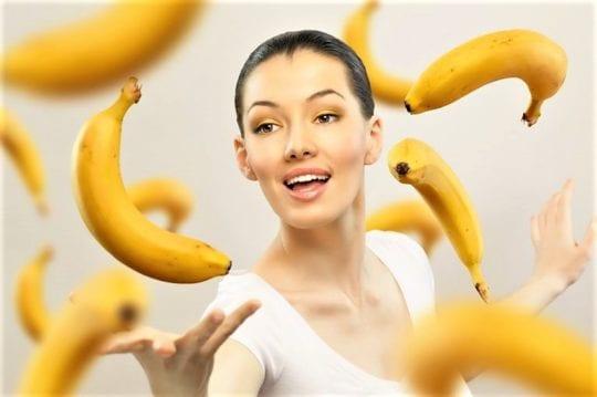 бананы и радость