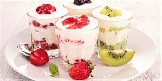 5 вариантов йогуртовых диет для похудения