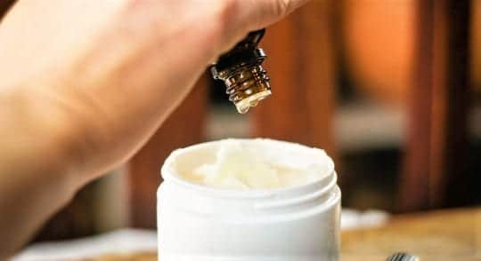 масло добавить в крем