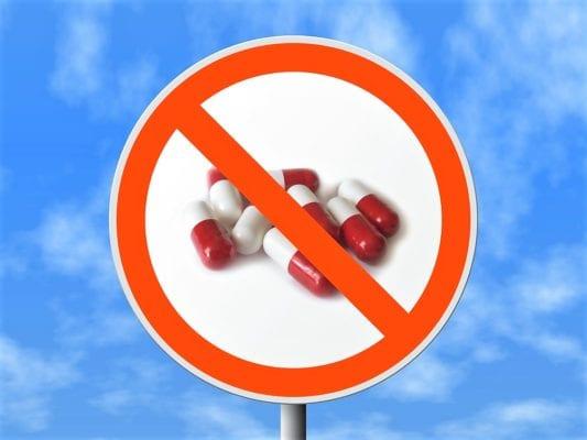 медикаменты под запретом