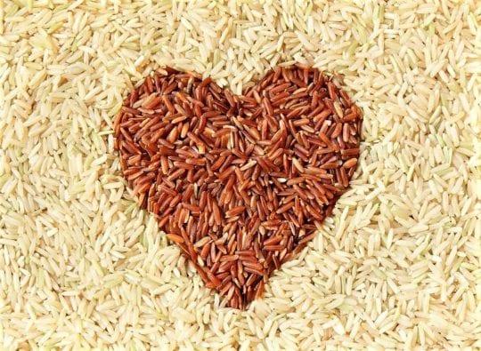 рис Бурый (коричневый)