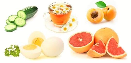 яичная диета Магги и перекусы