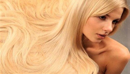 Осветление волос в домашних условиях: народные средства и рецепты