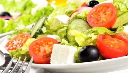 Средиземноморская диета меню на неделю, рецепты для похудения