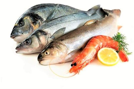 нежирная рыба для диеты
