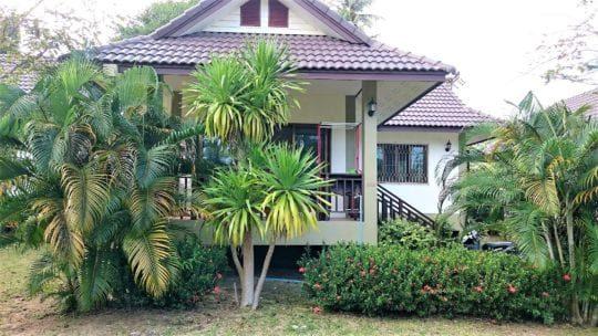 Аренда домов на Самуи для длительного проживания. Видео наших поисков