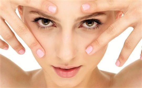 упражнения от морщинок вокруг глаз