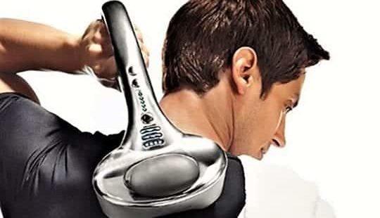 Массажер для спины электрический: всё о выборе для спины и шеи. Самые популярные варианты