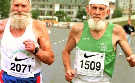 активный образ жизни в 100 лет