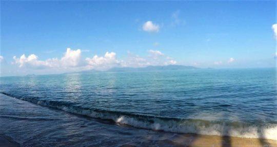 пляж Маенам Самуи Тайланд 1