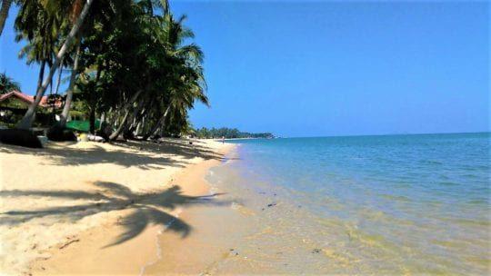 пляж Маенам Самуи3