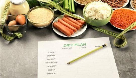 Химическая диета: в чём суть, какое ежедневное меню, каких результатов можно достичь