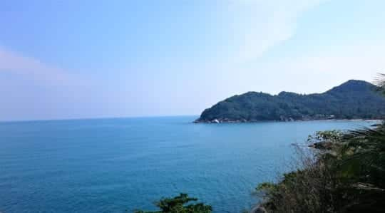 Остров Самуи— пляж Чавенг